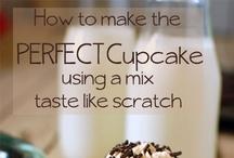 Baking tips ⏲
