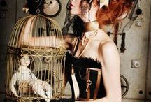 Steampunk Our Way / A collection of fashion and costume clothing and accessories fitting for Steampunk aesthetics.