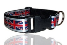Zukie's Den Dog Collars / ZukieStyle's dog collars are handmade in the UK. They are adjustable unless otherwise stated, fashionable and durable. 