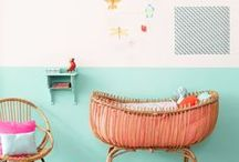 Nursery + Kids Rooms. / Mini Room Decor and Nursery Inspiration for Babies and Kids.