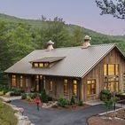 Barn Homes / Inspirational Barn Homes