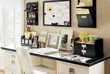 Office/Study/Workspace / by Robin Stanton Helm