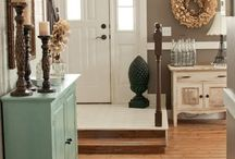 Living Room/Entry/Hallway / by Robin Stanton Helm