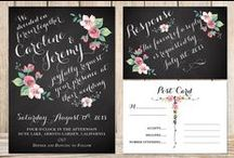 Invitations / by Courtney Nicole