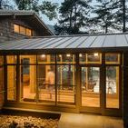 Lakehouses / Modern examples of great lake houses