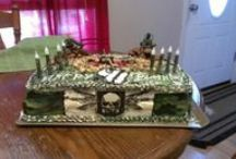 special occasion cakes / by Margie Rosson