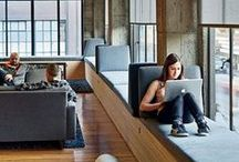 Neat Office Spaces