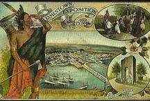 "World Expositions, World Fairs & lesser Expositions & Fairs / David Nye likes World Expositions (World Fairs) and ...he is the specialized dealer in worldwide Columbian philately of ""Christopher Columbus"" and ""Discovery of America"" ...plus other explorers of the New World. Visit: MrColumbus1492.com"