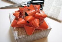 Crafts: Ribbon And Bow Tying / How to tie your own ribbons and bows / by HG Designs