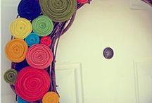 Crafts: Felt / Felt / by Heather @ HGDesigns.co