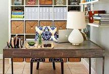 Home Office / by Rachel Schwemmer