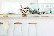 Dream Kitchens. / Kitchen Renovation Inspiration and Style Guide.