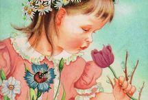 Eloise Wilkins illustrations