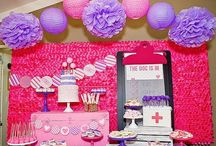 Kids party ideas and decorations / by Sara Copple Nash