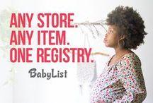 Baby Registry Wishlist / Baby Gear Needs & Wants / by Courtney Nicole