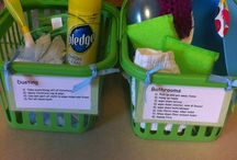 Cleaning & Organization / by Sara Copple Nash