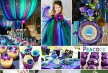 Wedding Colors n Themes / Different color themes for wedding designs / by Sandra Contreras
