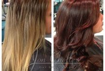 Hair styles and color / by Sara Copple Nash
