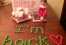 Elf on the Shelf Ideas / by Sara Copple Nash