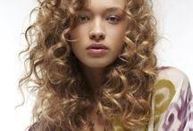 Curly Hair / by Sara Copple Nash