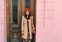 JENNY LOPEZ FOR NORA LOZZA / Street Style