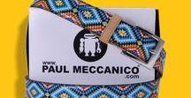 CINTURE DONNA IN TELO CAMION FIRMATE PAUL MECCANICO. / Cinture donna/uomo 100% made in Italy artigianale. Prodotte con telone camion, camera d'aria di bicicletta e cuoio. Quando stile, artigianalità ed innovazione si fondono nascono le nostre cinture.