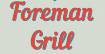 Recipes: Foreman Grill / Recipes: Foreman Grill