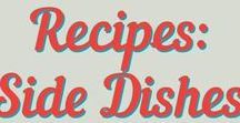 Recipes: Side Dishes