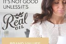 Nurturing By Nature / Learn more about Real Oil Essential Oils | Nurturing By Nature