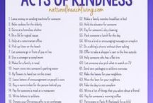 Real Kindness / Practicing kindness everyday.