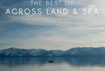 ✧ the best of Across Land & Sea ✧