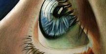 Рисунки Глаз