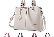 Leather Wallet Bag for Women / New Women Handbag Shoulder Bags Tote Purse PU Leather Messenger Hobo Bag Satchel