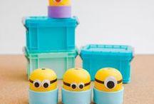JUEGOS Y JUGUETES DIY / Ideas de juegos y juguetes caseros para niños