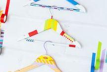 WASHI TAPES / Manualidades e ideas DIY con washi tapes