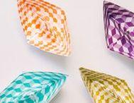 ORIGAMI / Manualidades e ideas DIY origami para niños