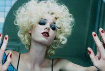Blonde photographie