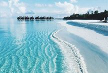 Bucket list / I am a travel junkie and these places seem amazing, plus things I want to try