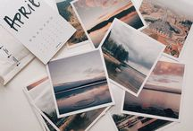 Photo dreams / Idk these are cute pics bc i like to think photographies = memories = important