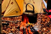Camping / by Kelly Baden
