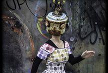 Becky´s clothes / by Vintage Fairy Tales Rebecka Ryberg Skött