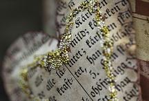 Paper craft / by Vintage Fairy Tales Rebecka Ryberg Skött