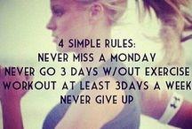 Exercise & Inspiration
