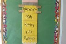 Teaching Resources / Bulletin board ideas, phonics, fluency, classroom ideas