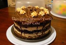 Sweet Baking / Baked and Nonbaked Creative Sweets