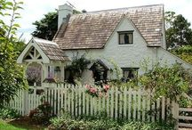 Country Cottage Charm / Cottage Charm. / by Patty Dahl