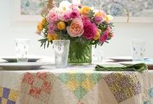 A Pretty Table / Tablescapes for all seasons and occasions. / by Patty Dahl