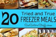 Freezer Friendly / by Lizabeth Ogle