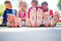 Vaderdag / Voor vaderdag en andere speciale dagen om papa in het zonnetje te zetten