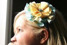 Handmade Accessories / Handmade jewelry; hair accessories, scarves